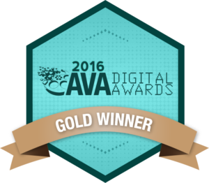 MY Voice wins GOLD in AVA Digital Awards