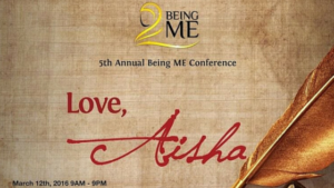Being Me Conference 2016
