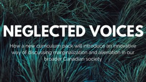 NEGLECTED VOICES: Discussing Marginalization & Alienation in Classrooms
